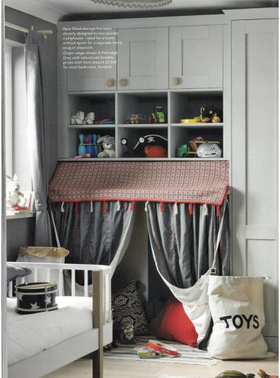 Kindred Origin Style 4 Range Article From The English Home Magazine