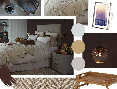 Complete the look mood board for Esker Style 2